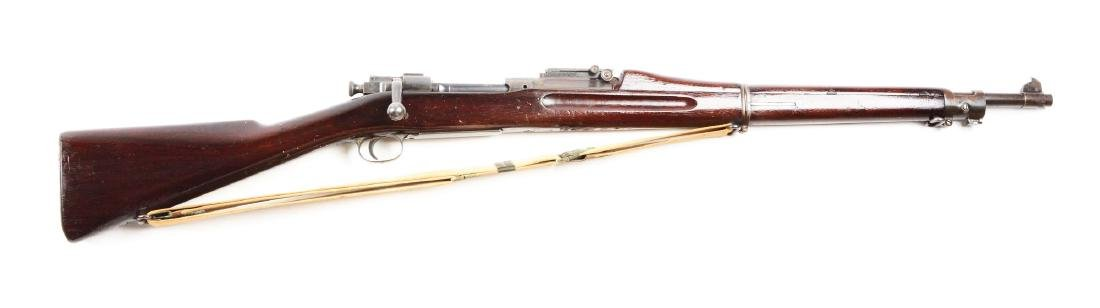 (C) Springfiled Model 1903 NRA Bolt Action Rifle