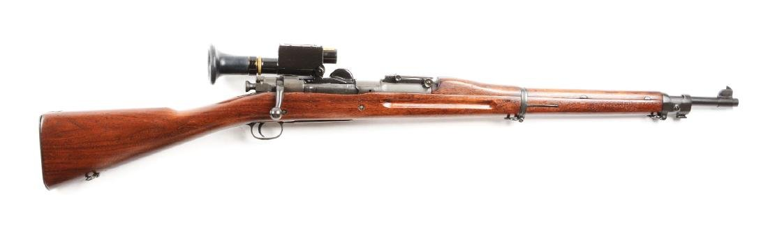 (C) U.S. Springfield Model 1903 Bolt Action Sniper