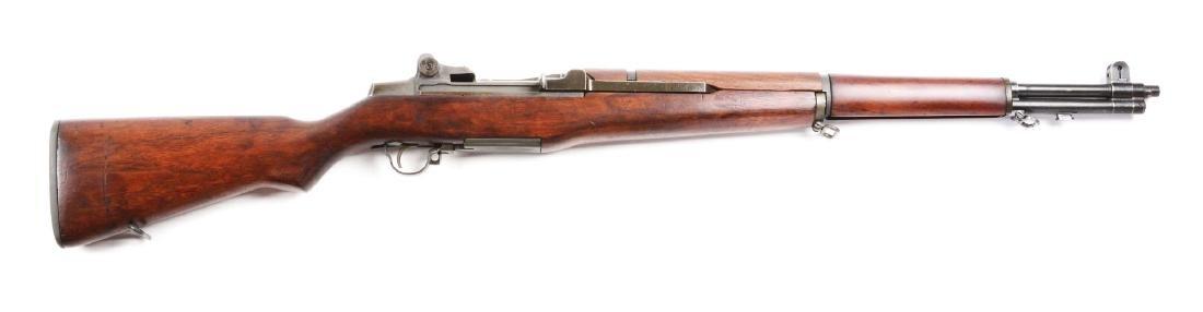 (C) 1st Year U.S. M1 Garand 1951 Rebuild Rifle.