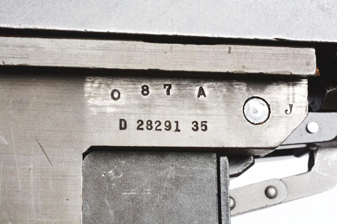 (C) U.S. Navy Springfield Armory M-1 Semi-Automatic - 8
