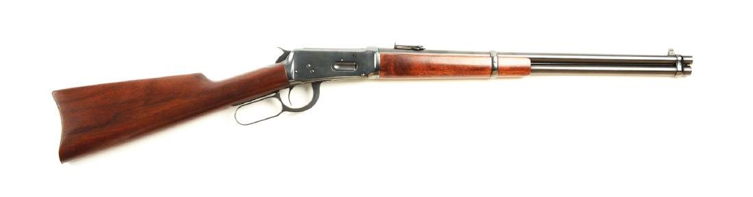 (C) As New Winchester Model 1894 Saddle Ring Carbine