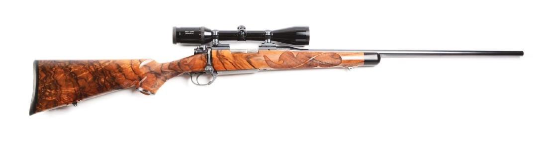 (M) John Bolliger Custom Winchester Model 70 Bolt