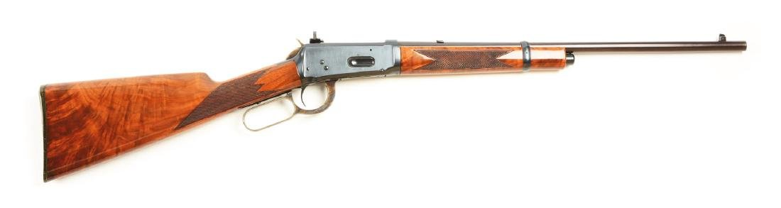 (C) Near New Deluxe Winchester Model 1894 Lever Action