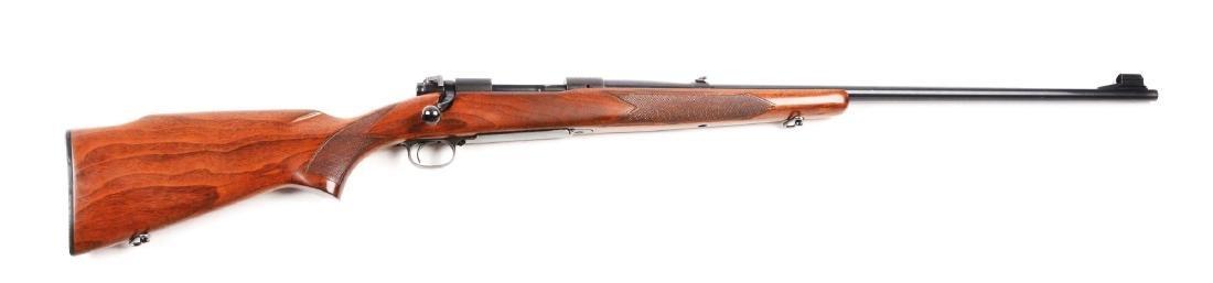 (C) Pre-64 Winchester Model 70 .264 Winchester Magnum