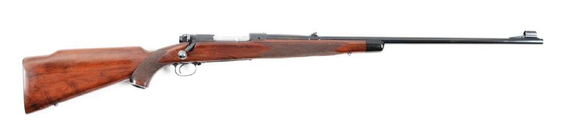 (C) Winchester Super Grade .300 H&H Model 70 Bolt