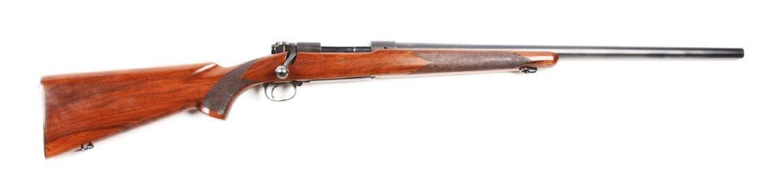 (C) Winchester Pre-1964 Model 70 Heavy Barrel Varmint