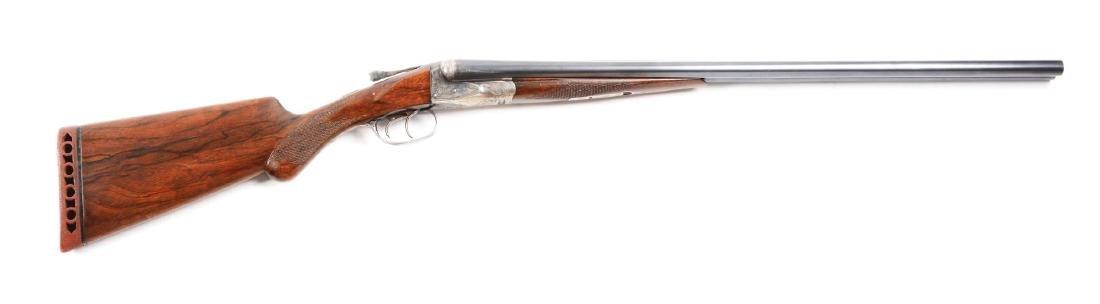 (C) Ansley H. Fox A Grade 16 Bore Double Barrel