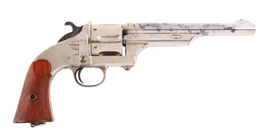 (A) Unfired Early 1st Model Merwin Hulbert .44 Single