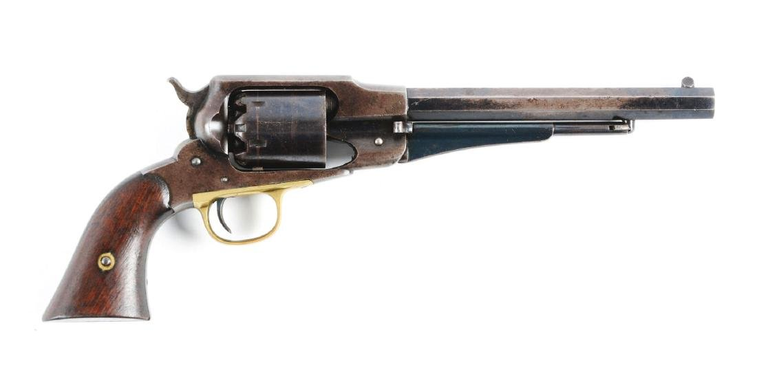 (A) New Jersey Militia Remington 1858 New Model Army