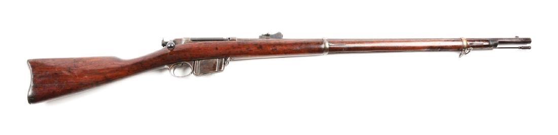 (A) U.S. Model 1885 Remington Lee Rifle (Navy