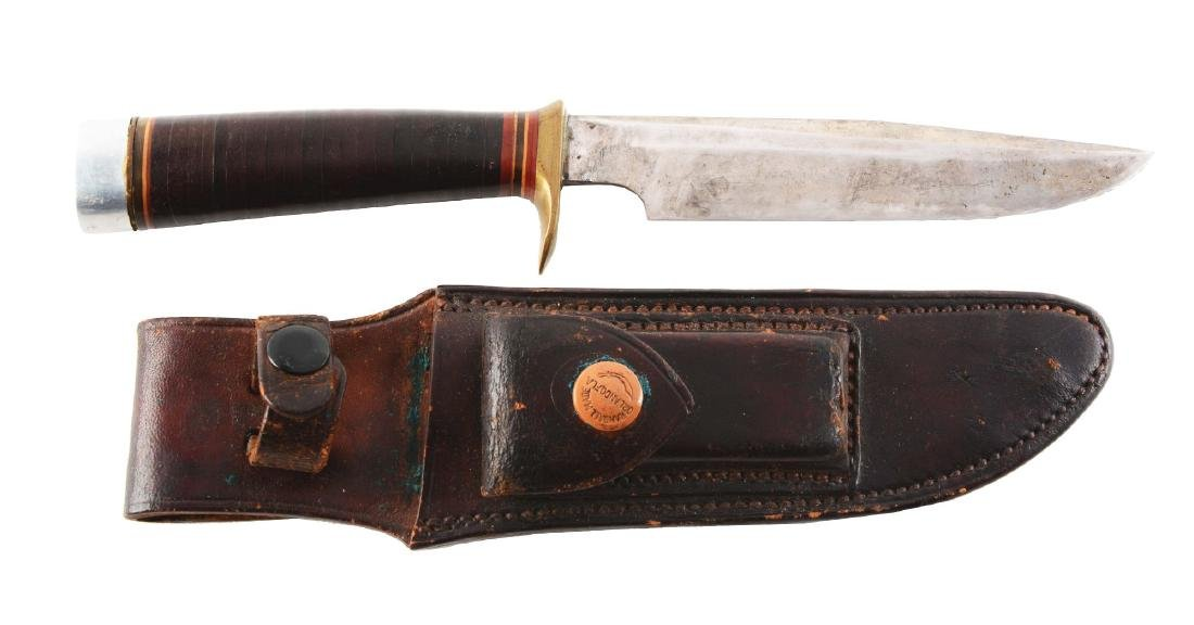 Randall Fixed Blade Knife.