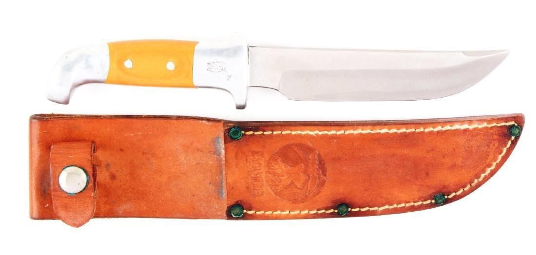 R.H. Ruana 16A Circa 1983 Fixed Blade.
