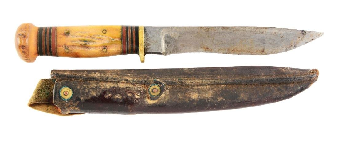 """M.S.A. Co. Gladstone Early """"Ideal"""" Fixed Blade."""