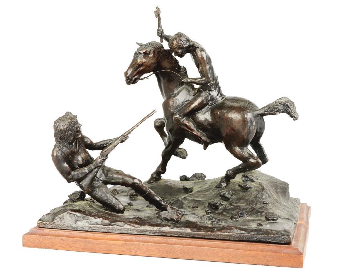 G.C. Wentworth Western Bronze.