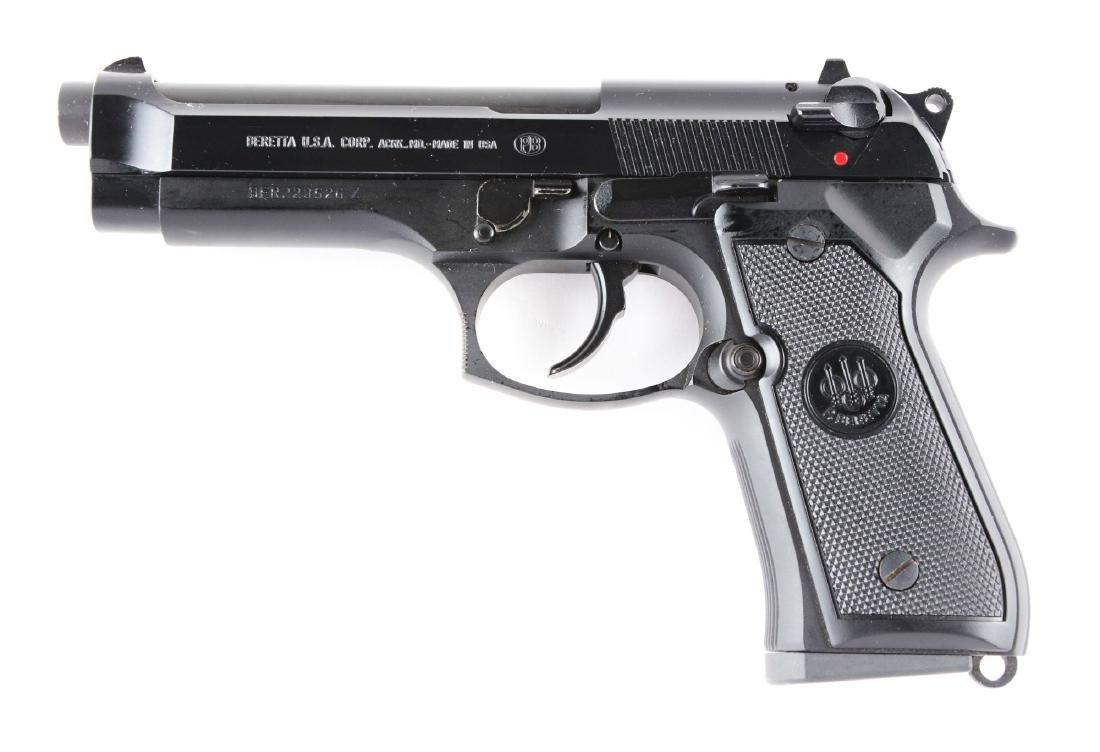 (M) Boxed Beretta Model 92FS Semi-Automatic Pistol. - 2