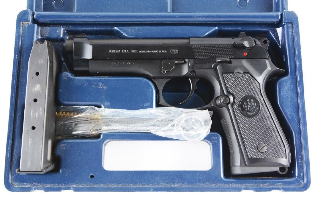 (M) Boxed Beretta Model 92FS Semi-Automatic Pistol. - 5