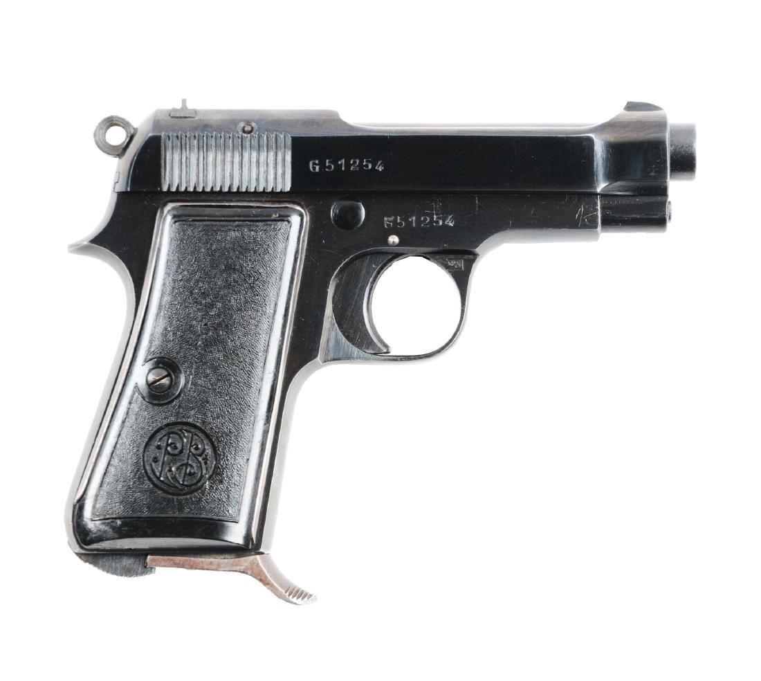 (C) Berretta 1934 Semi-Automatic Pistol.