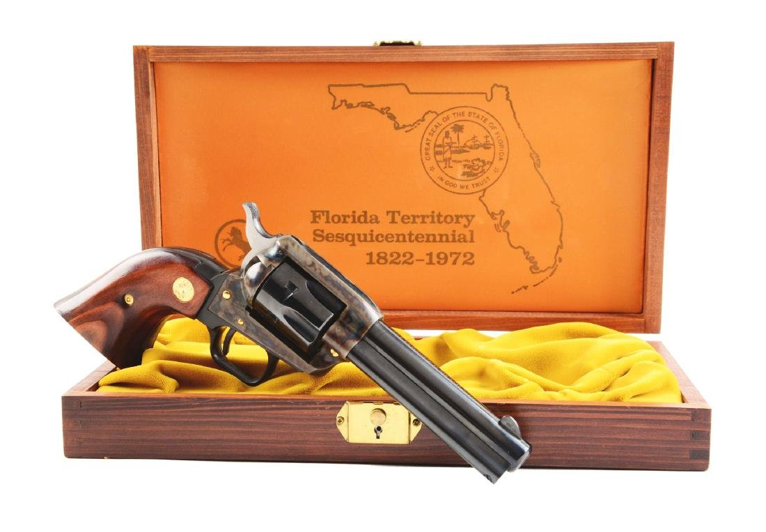 (M) Boxed Colt Scout Florida Territory Sesquicentennial