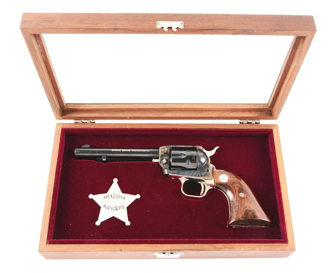 (M) Colt Scout Arizona Rangers Commemorative Single