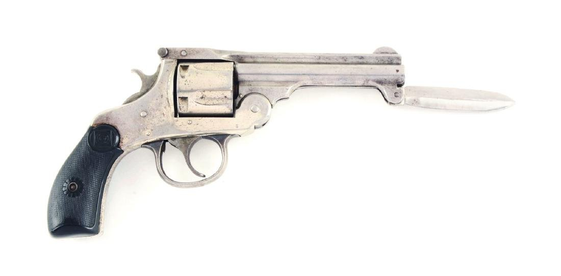 (C) Harrington & Richardson Arms Co. Automatic Ejector