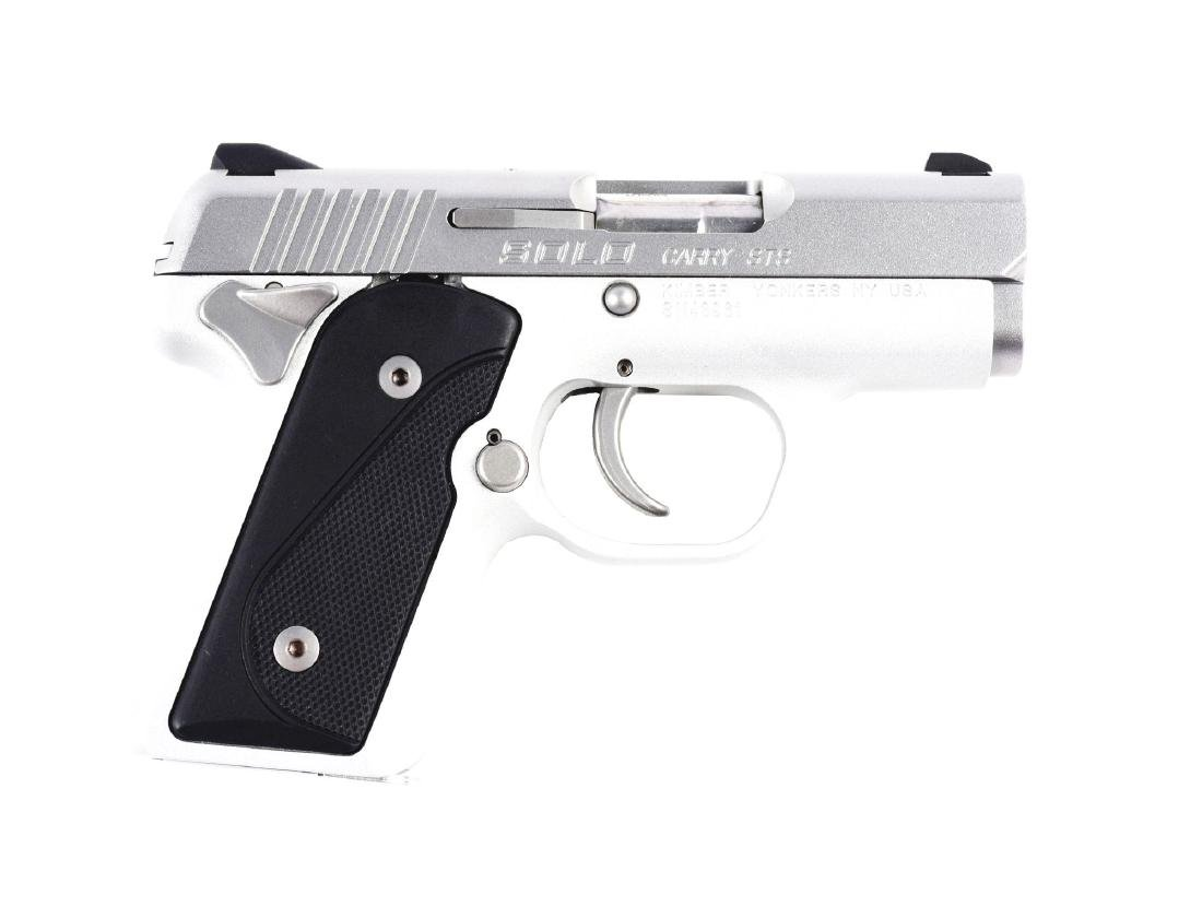 (M) Boxed Kimber Solo Carry Semi-Automatic Pistol.