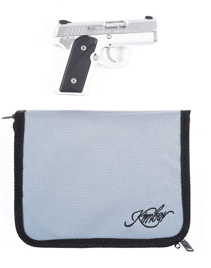 (M) Boxed Kimber Solo Carry Semi-Automatic Pistol. - 5