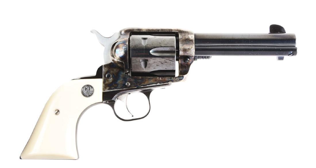 (M) MIB Ruger Vaquero Single Action Revolver.