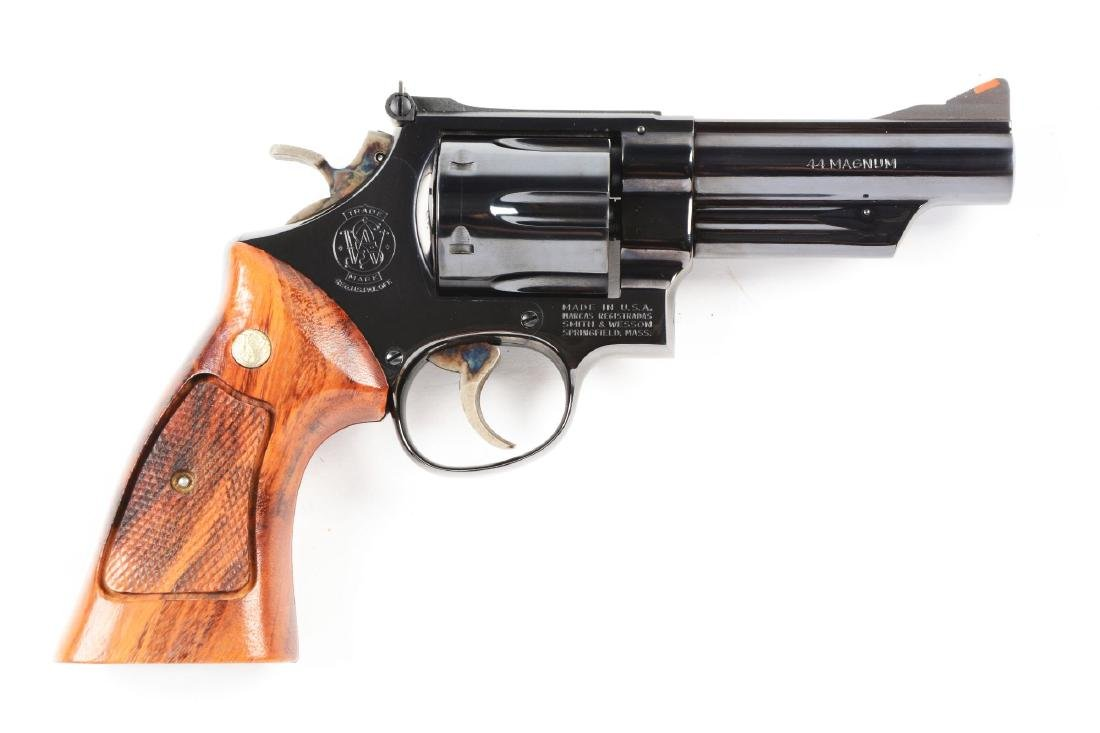 (M) S&W Model 29-2 .44 Magnum Double Action Revolver.