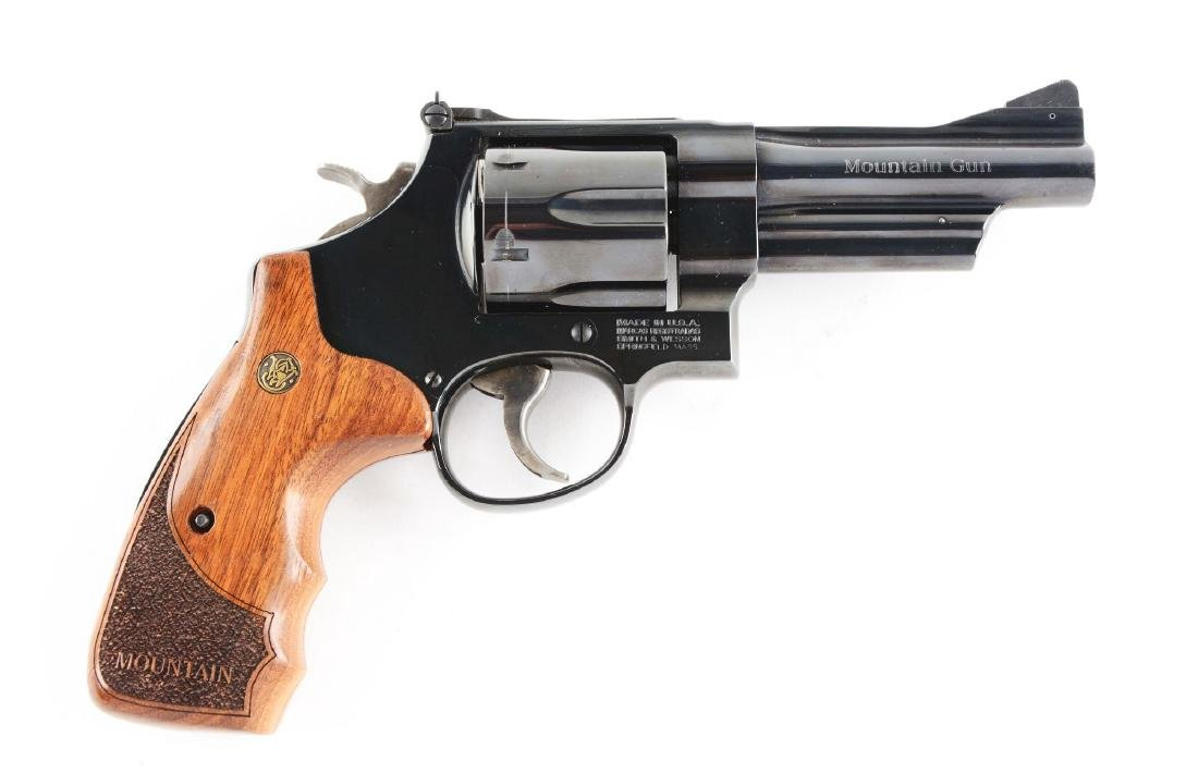 (M) S&W Model 29-8 Mountain Gun Double Action Revolver.