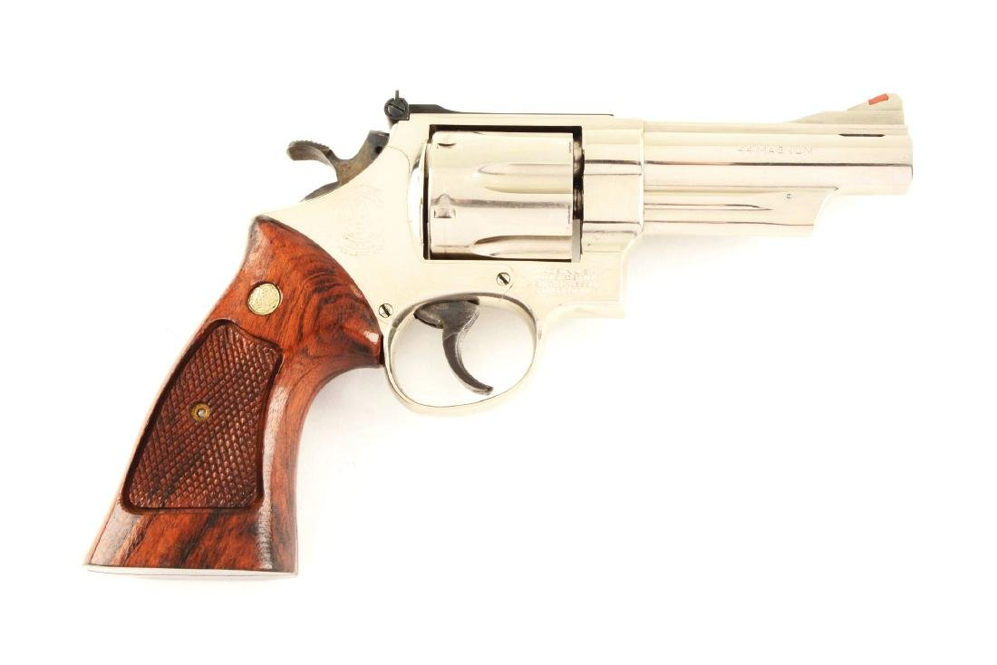 (M) S&W Model 29-3 Double Action Revolver.