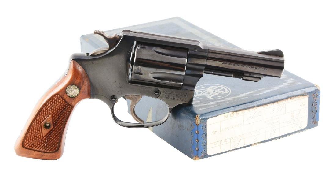 (C) S&W Model 36-1 Revolver.