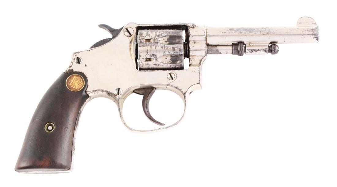 (C) S&W Ladysmith Double Action Revolver.