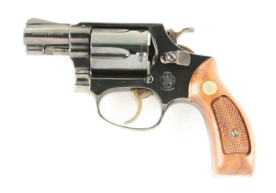 (M) S&W Model 36 Double Action Revolver. - 2