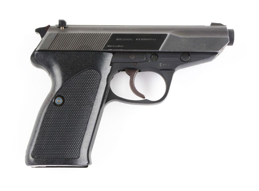 (M) Boxed Walther P5 Semi-Automatic Pistol.