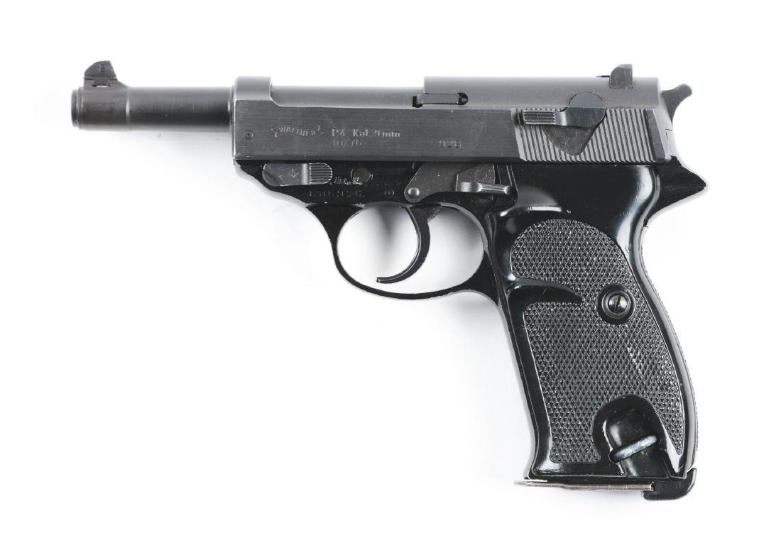 (M) Walther Model P-4 Semi-Automatic Pistol. - 2