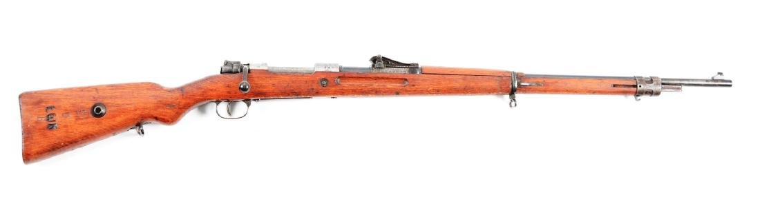 (C) 1917 Amberg GEW 98 German Bolt Action Rifle.