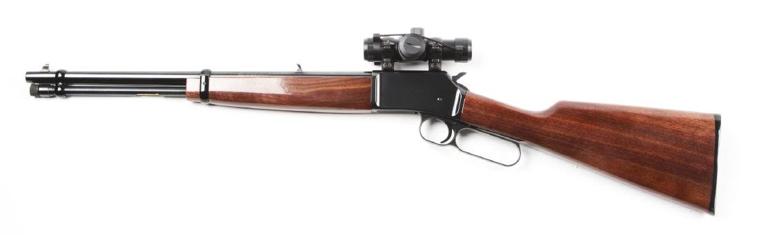 (M) Browning BL-22 Lever Action Rifle. - 2