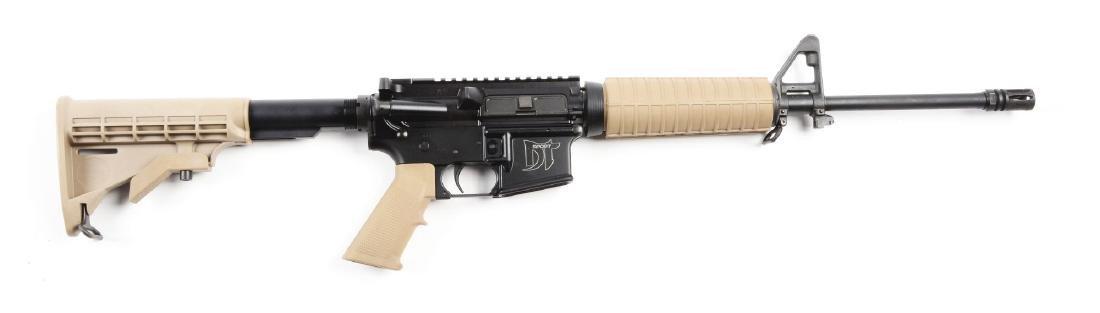 (M) Boxed Del-Ton Model DTI-15 Semi-Automatic Carbine.