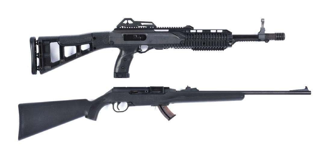 (M) Lot of 2: Semi-Automatic Rifles.