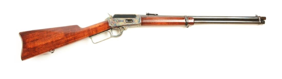 (C) Marlin Model 1894 Lever Action Carbine.