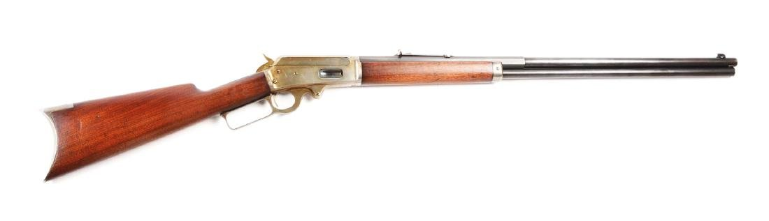 (C) Marlin Model 1893 Lever Action Rifle (.38-55).