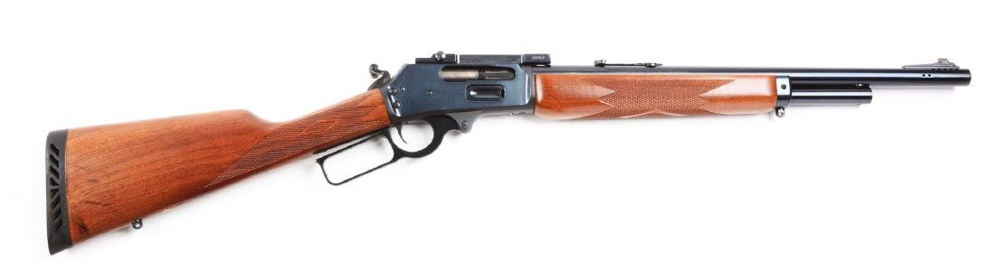 (M) Marlin Model 1895G Lever Action Rifle.