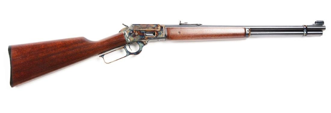 (M) Marlin Model 1894 Lever Action Rifle.