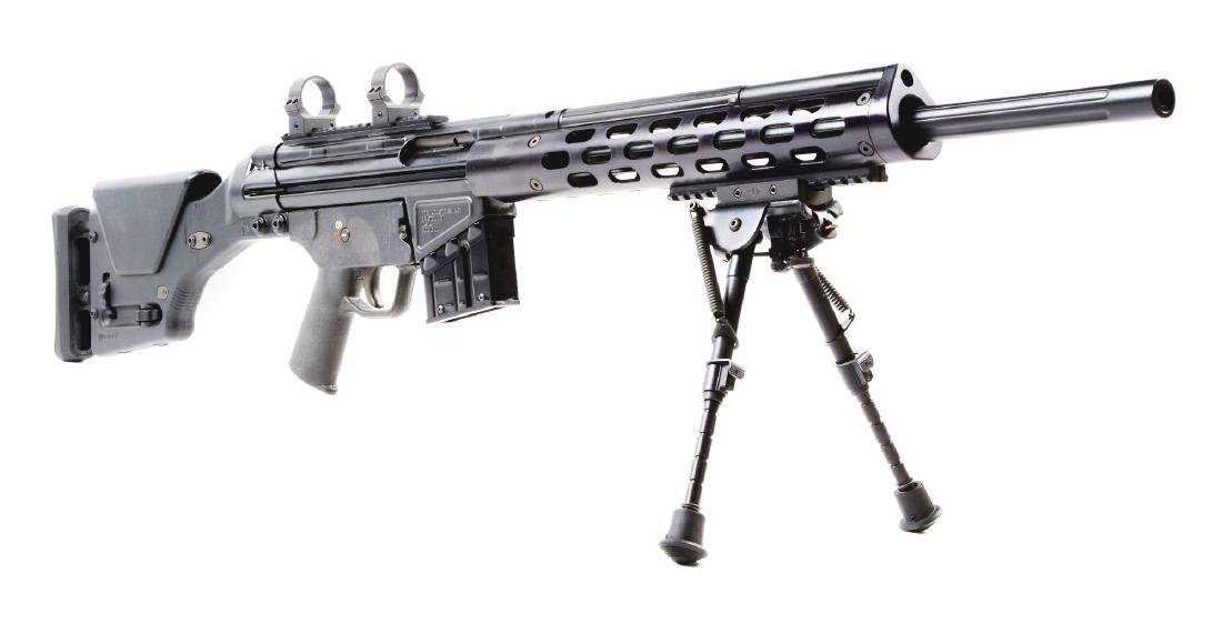 (M) PTR Industries MSG 91 SS .308 Semi-Automatic Rifle.