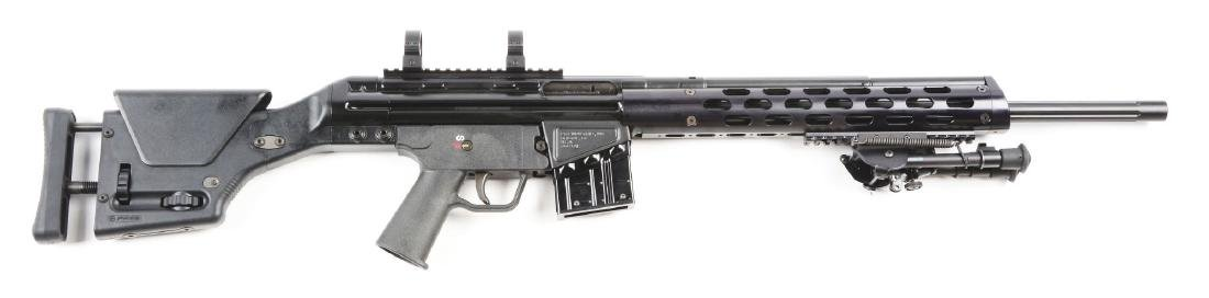 (M) PTR Industries MSG 91 SS .308 Semi-Automatic Rifle. - 2