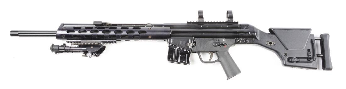 (M) PTR Industries MSG 91 SS .308 Semi-Automatic Rifle. - 3