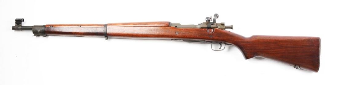 (C) U.S. Remington Model 03-A3 Bolt Action Rifle. - 2