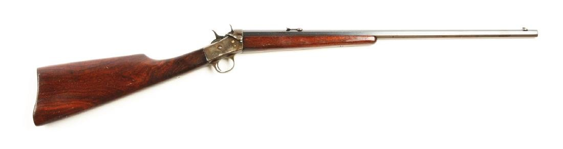 (C) Remington No. 4 Rolling Block Rifle.