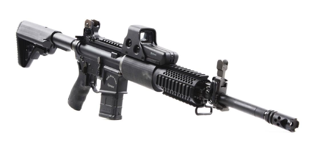 (M) Rock River Arms LAR-15LH Semi-Automatic Rifle.