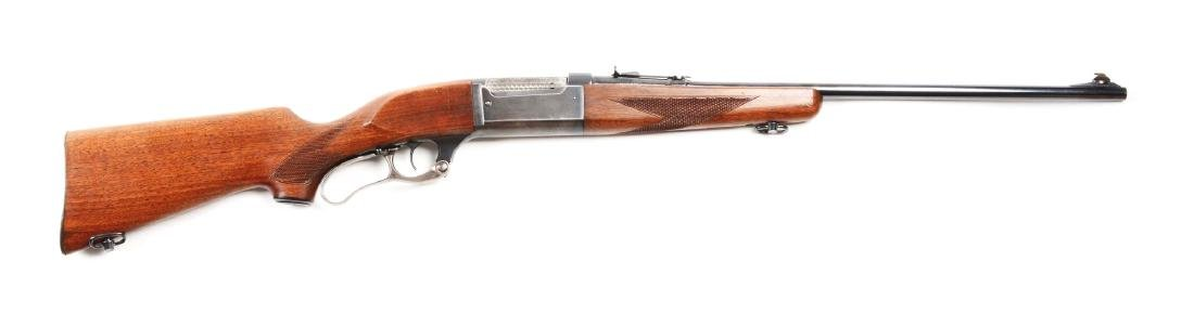 (C) Savage Model 99F Lever Action Rifle.